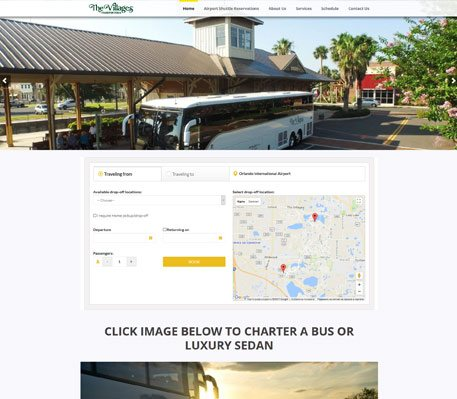 VEVS Custom Site - thevillagestransportation