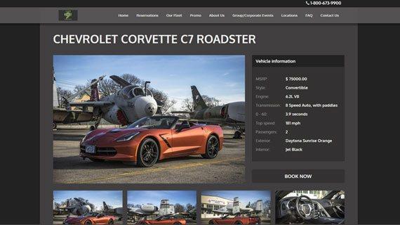 Cloud 9 Exotics Car Rental Agency