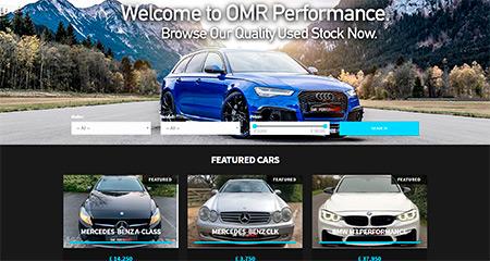OMR Performance LTD