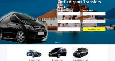 Airport Transfers Corfu