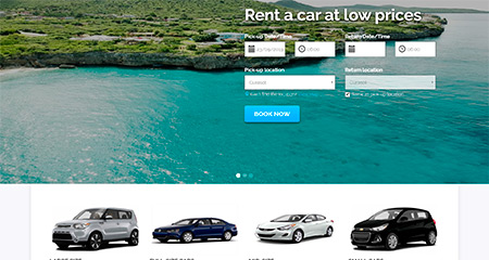 Azieg Car Rental Curacao