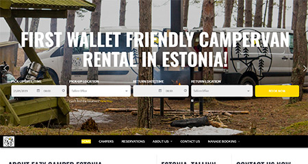 Eazy Campers Estonia