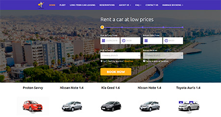 Car Rental Company Ltd