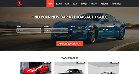Lucas Auto Sales