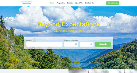 Beyond Expectations Vacation Rentals