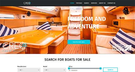 CREO Yacht Brokers