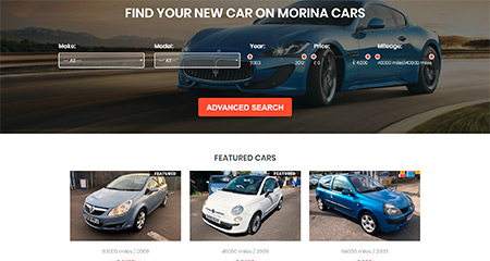 Morina Cars Ltd