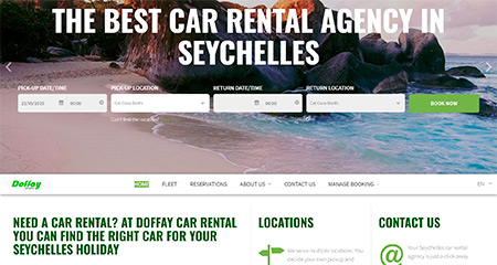 Doffay Car Rental