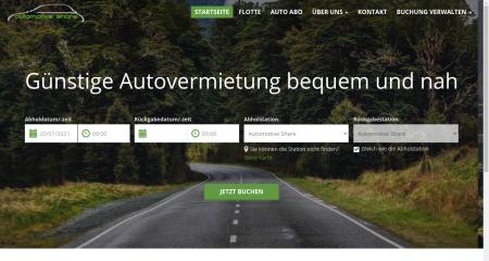 Automotive Share