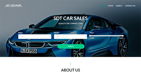 SDT Car Sales