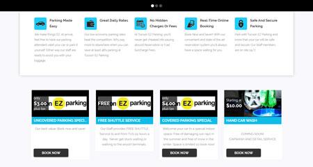 Tucson EZ Parking