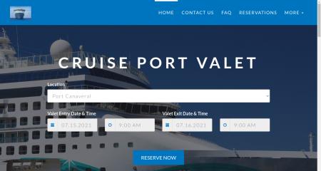 Cruise Port Valet