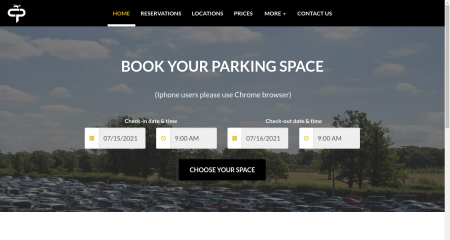 Corporate Airport Parkin