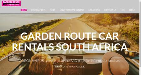 Garden Route Ltd