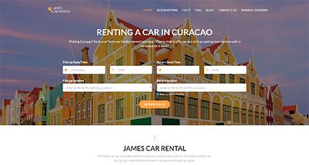 James Car Renta