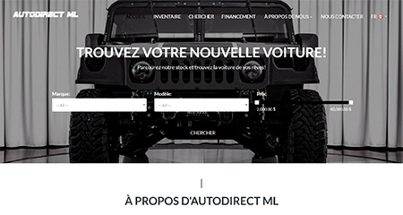 Autodirect ML