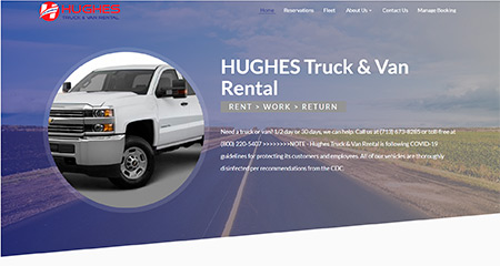 Hughes Truck and Van Rental