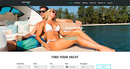 BowYacht Tours