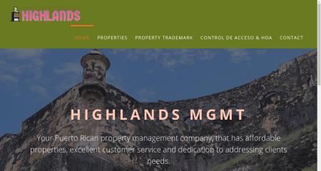 Highlands MGMT