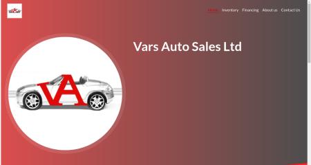 Vars Auto Sales Ltd
