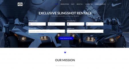 Exclusive Slingshot Rentals