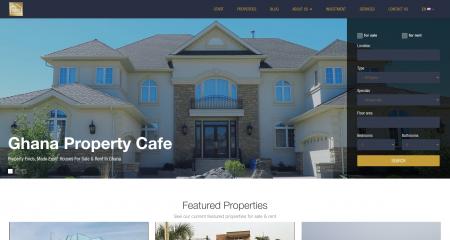Ghana Property Cafe