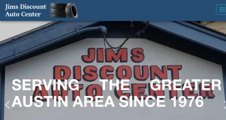 Jim's Discount Auto