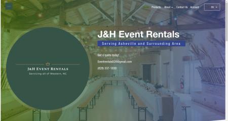 J&H Event Rentals