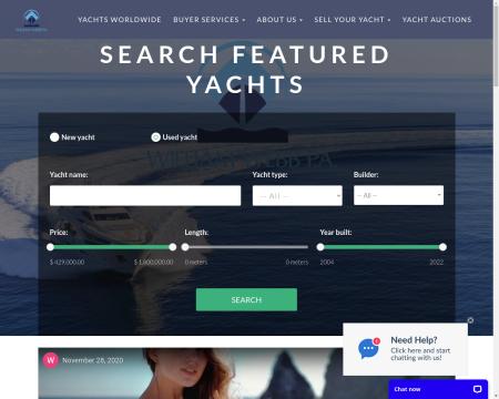 William Webb Yachts