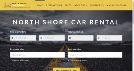 NORTH SHORE CAR RENTAL