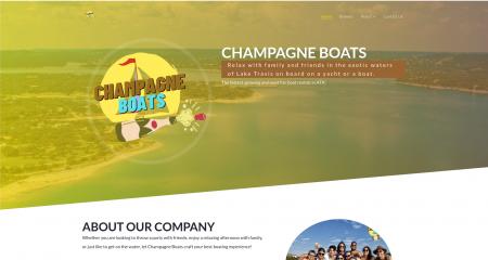 Champagne Boats LLC