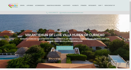 Curacao Vakantiehuis