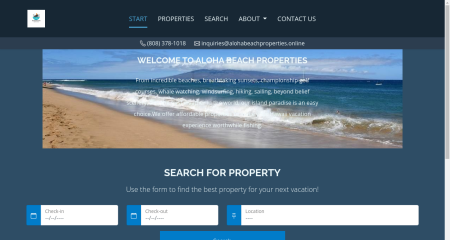 Aloha Beach Properties