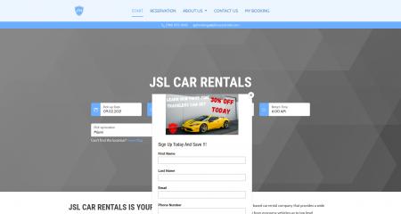 JSL Car Rentals