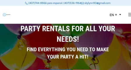 Galvez Party Rentals