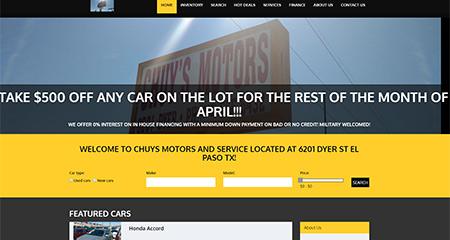 Chuy Motors