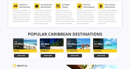 Caribbean Rentals Inc