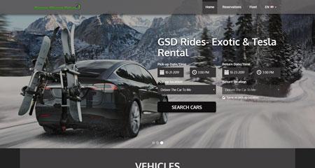 GSD Rides Series