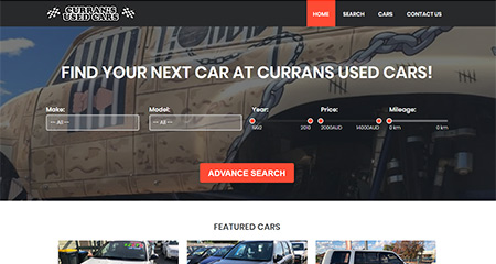 Curran's Used Cars