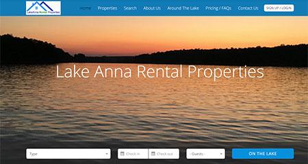 Lake Anna Rental Properties, LLC