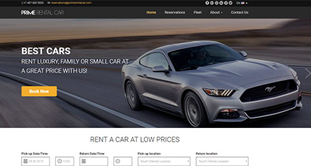 Prime Rental Car