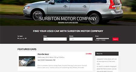 Surbiton Motor Company