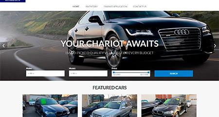 EXECUTIVE AUTO SALES LLC DBA SHORELINE MOTORSPORTS