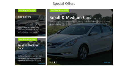 Larnaca Car Hire Ltd