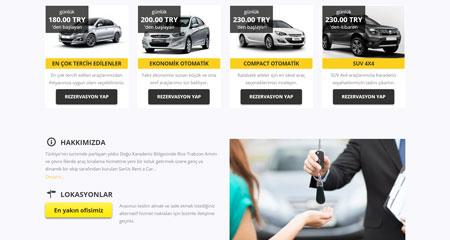 SarUs Rent A Car