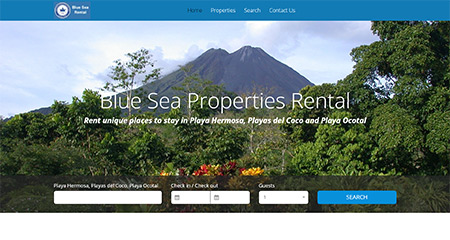 Blue Sea Property Rental