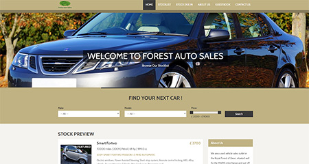 Forest Auto Sales