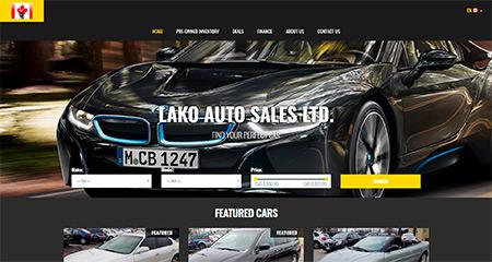 Lako Auto Sales Ltd