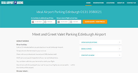 Ideal Parking Company