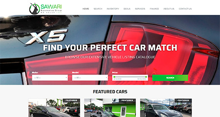 Sawari Automotive Group